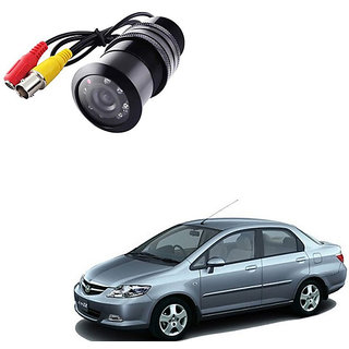Autonity  8 LED Night Vision Reverse Parking Camera for Honda City Zx