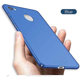 Redmi Y1 Back Cover Exact Fitting Premium Suit Ultra Compact Cover for Redmi Y1 - Blue