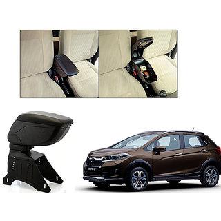 Buy Autonity Car Armrest Console Black Color For Honda Wrv Online