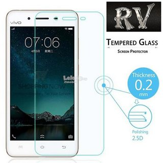 RV Gorilla Premium Tempered Glass For Vivo Y Play 6 Hardness 9H Hardness Ultra Clear,Anti-Scratch,Bubble Free,Anti-Fingerprints Oil Stains Coating