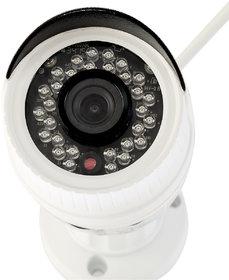 Zicom Outdoor 1 MP IP Bullet Camera 20 Metre View Range 3.6MM Lens