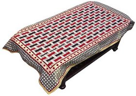 Manvi Creations Latest Design 4 Seater Table Cover