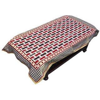 Manvi Creations Latest Design 4 Seater Table Cover