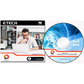 Learn TCP / IP Networking Video Course DVD