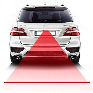 DLT Car Keep Distance Hazard Laser Fog Light For Maruti Ritz