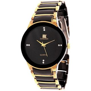 Style Loft true color IIK Collection BG-101 Goldy Analog Watch - For Men