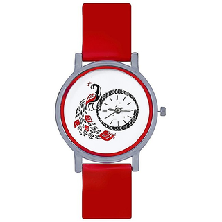 TRUE CHOICE red more watch