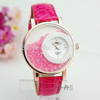 Mxre daimond watch for woman by 7Star