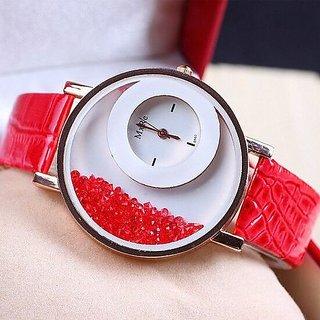 Mxre Red Diamond Watch