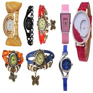 TRUE COLORS JAMBO OFFER FAST SELLING OUT Analog Watch - For Girls Women