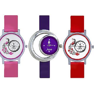 i DIVA'S Awsome Choice New Brand Smart Choice Analog Watch For Girls