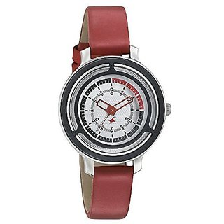 Fastrack Analogue Multi-Colour Dial Womens Watch -6140KL02