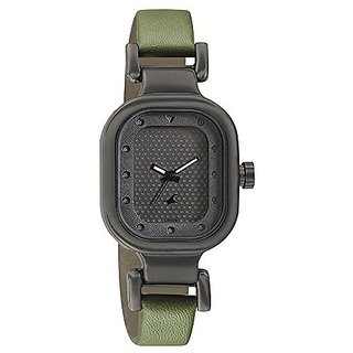 Fastrack Analog Black Dial Watch For Women-6145QL01