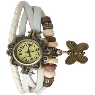 TRUE COLORS ANTIQUE VINTAGE LEATHER FAST SELLING Analog Watch - For Women