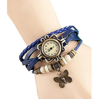 ZOLON Analog Watch - For Girls Women Blue