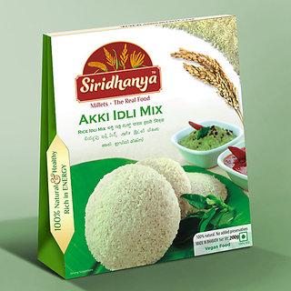 Siridhanya Akki Idli Mix 200gms