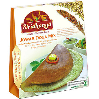 Siridhanya Jowar Dosa Mix 200gms