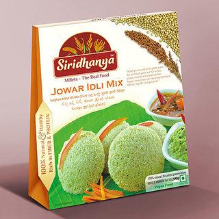 Siridhanya Jowar Idli Mix 200gms