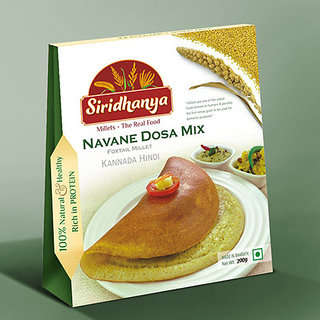 Siridhanya Navane Dosa Mix 200gms