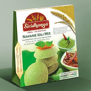 Siridhanya Navane Idli Mix 200gms