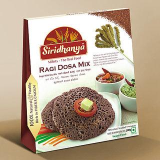 Siridhanya Ragi Dosa Mix 200gms
