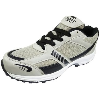 Port Mens Tazon Rubber Sole Cricket Shoes