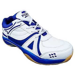 Port Mens Marc Phase All Rounder - Light Weight Badminton Shoes
