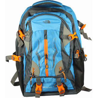 Spero 60L Black Travel Bag Backpacking Backpack for Outdoor Hiking Trekking Camping Rucksack