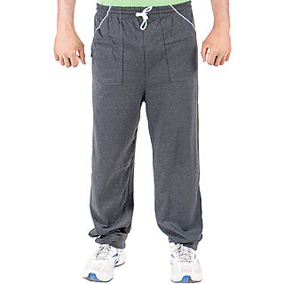 KETEX Grey Hosiery Trackpants Single