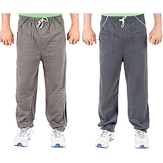 KETEX Multi Hosiery Trackpants Pack of 2