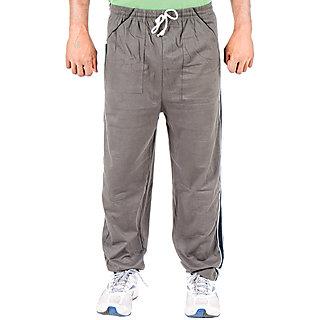 KETEX Green Hosiery Trackpants Single