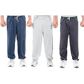 KETEX Multi Hosiery Trackpants Pack of 3