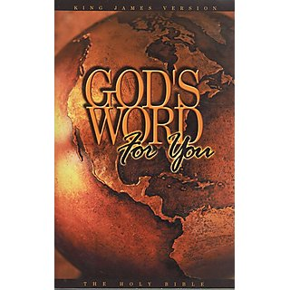 God's Word For You, Holy Bible, King James Version Paperback