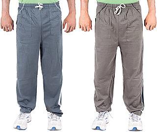 Funky Guys Multi Hosiery Trackpants Pack of 2