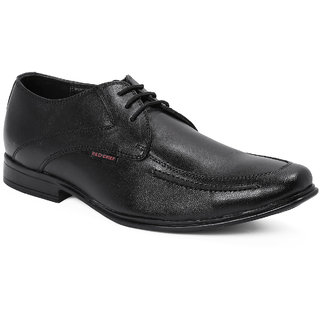 Buy Red Chief Black Men Derby Formal Leather Shoes Rc3412 001