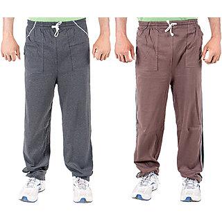 K-TEX Multi Hosiery Trackpants Pack of 2