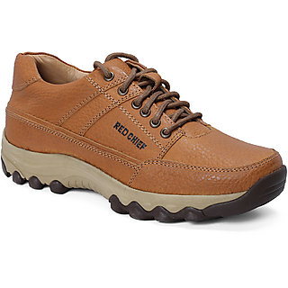 44ed9e507d14 Buy Red Chief Tan Men Outdoor Casual Leather Shoes (RC3488 107 ...