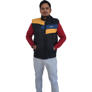 Sleeveless Hoody Jackets For Men