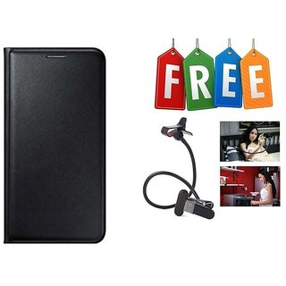 Gionee X1s Flip Cover Case With Free Mobile Stand
