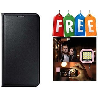 Gionee X1s Flip Cover Case With Free Selfie Flash
