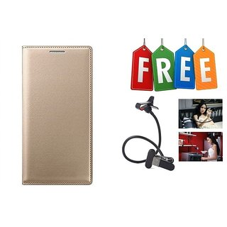 Flip Cover Case For Gionee X1s With Free Mobile Stand