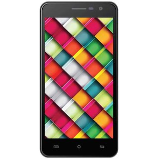 Intex Cloud Crystal 2.5 D (Black, 16 GB)  (3 GB RAM)