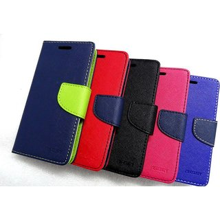 new styles eb8fb dde0c UNIVERSAL MERCURY WALLET FANCY FLIP CASE COVER FOR Sony Xperia R1 Plus