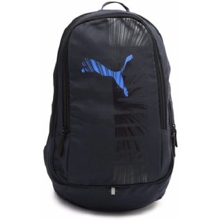 Puma Graphic Blue Backpack