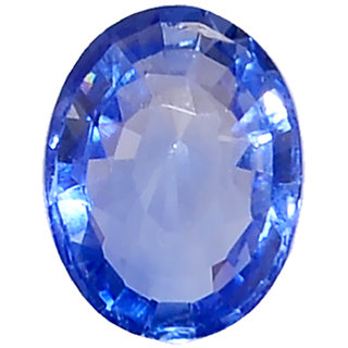 5.50 ratti 100 best quality Blue Sapphire(neelam) by lab certified