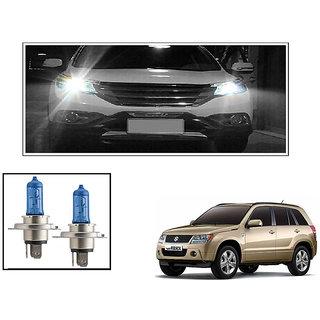 Autonity Philips H4 5000k Car Diamond Vision Headlight Bulbs Set Of 2  For Maruti Grand Vitara