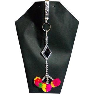 Elegant Handmade Waist Brooch Key chain (Kamar Chhalla) For Women