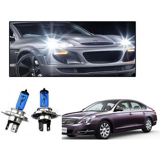 Autonity Philips H4 100/90W Car Essential Vision Headlight Bulbs Set OF 2 For Nissan Teana