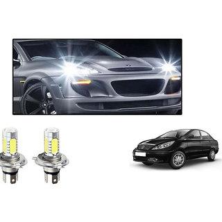 Buy Autonity Car H4 Headlight Led Bulbs Set Of 2 For Tata Manza For