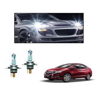 Autonity Osram H4 6000K Car Night Breaker Unlimited Headlight Bulbs For Honda City I Vtech